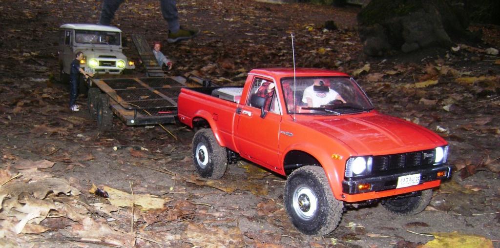Les Toyota Hilux 2 & 4 portes RC4WD Trail Finder 2 RTR de Trankilou &Trankilette - Page 7 Dsc09869