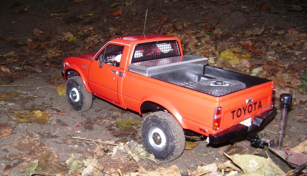 Les Toyota Hilux 2 & 4 portes RC4WD Trail Finder 2 RTR de Trankilou &Trankilette - Page 7 Dsc09870