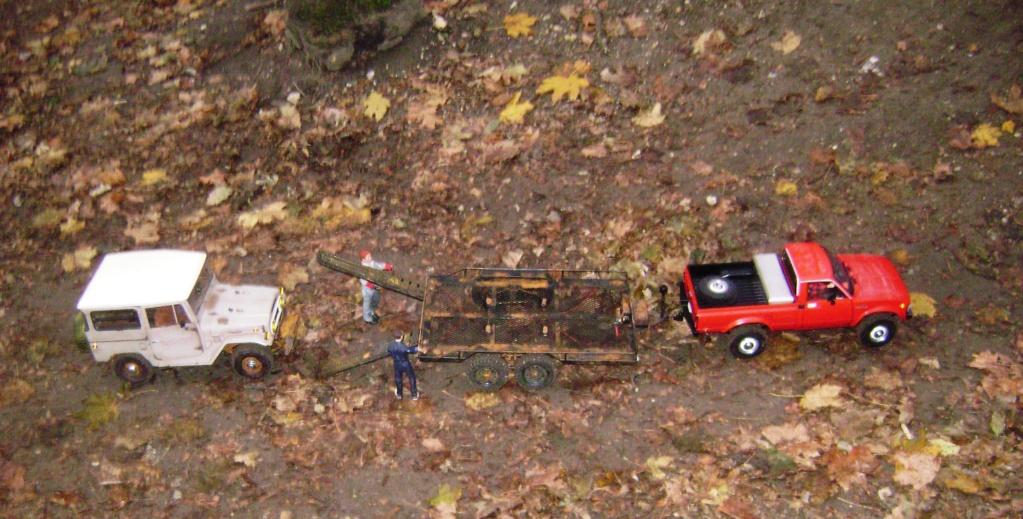 Les Toyota Hilux 2 & 4 portes RC4WD Trail Finder 2 RTR de Trankilou &Trankilette - Page 7 Dsc09873