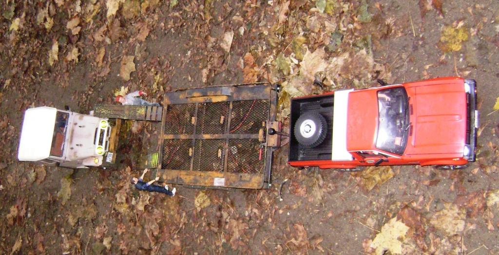 Les Toyota Hilux 2 & 4 portes RC4WD Trail Finder 2 RTR de Trankilou &Trankilette - Page 7 Dsc09874