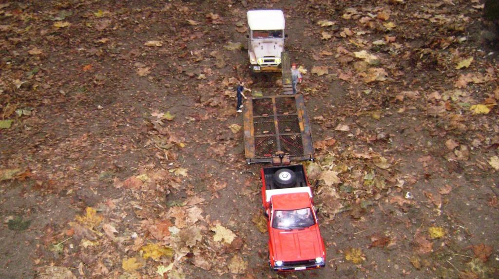 Les Toyota Hilux 2 & 4 portes RC4WD Trail Finder 2 RTR de Trankilou &Trankilette - Page 7 Dsc09875