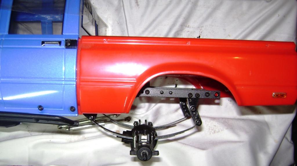 Les Toyota Hilux 2 & 4 portes RC4WD Trail Finder 2 RTR de Trankilou &Trankilette - Page 7 Dsc09886