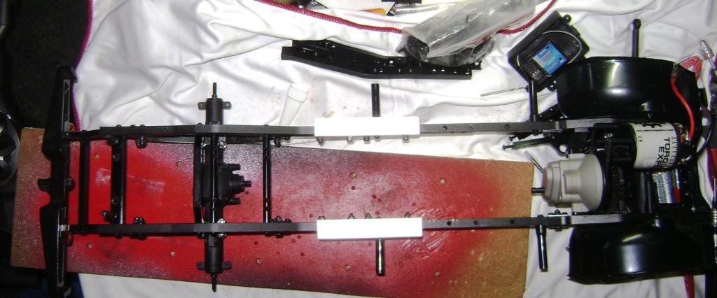 Les Toyota Hilux 2 & 4 portes RC4WD Trail Finder 2 RTR de Trankilou &Trankilette - Page 7 Dsc09892