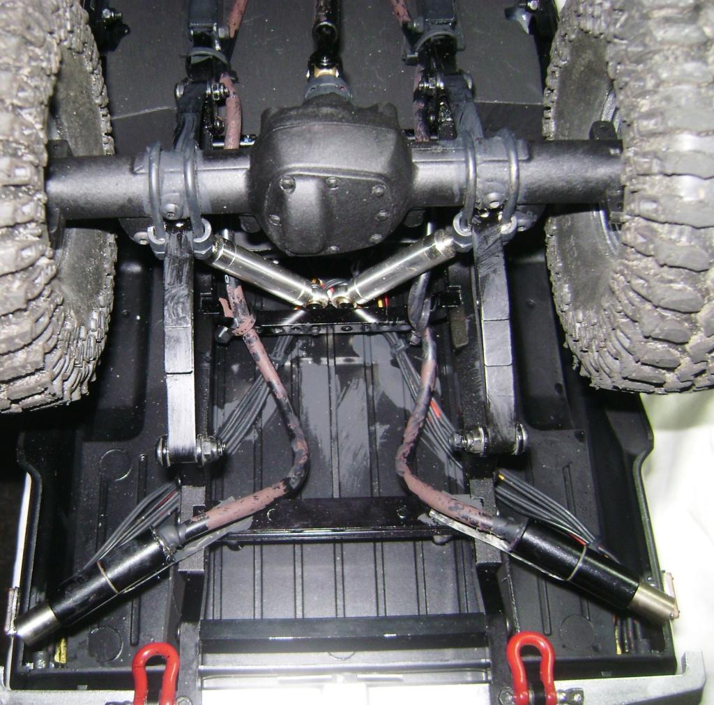 Les Toyota Hilux 2 & 4 portes RC4WD Trail Finder 2 RTR de Trankilou &Trankilette - Page 9 Dsc09955