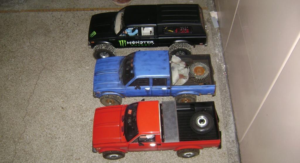 Les Toyota Hilux 2 & 4 portes RC4WD Trail Finder 2 RTR de Trankilou &Trankilette - Page 9 Dsc09977