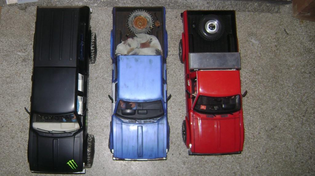 Les Toyota Hilux 2 & 4 portes RC4WD Trail Finder 2 RTR de Trankilou &Trankilette - Page 9 Dsc09978