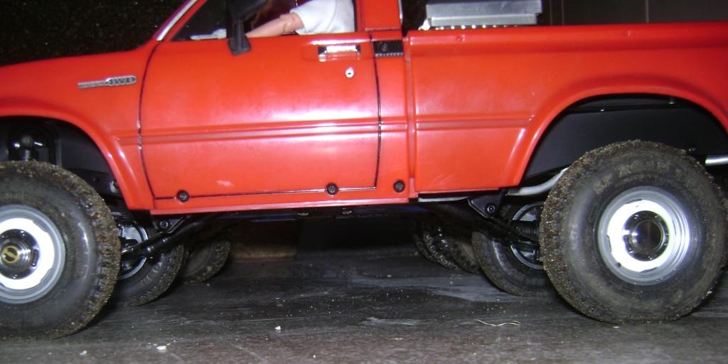 Les Toyota Hilux 2 & 4 portes RC4WD Trail Finder 2 RTR de Trankilou &Trankilette - Page 9 Dsc09979