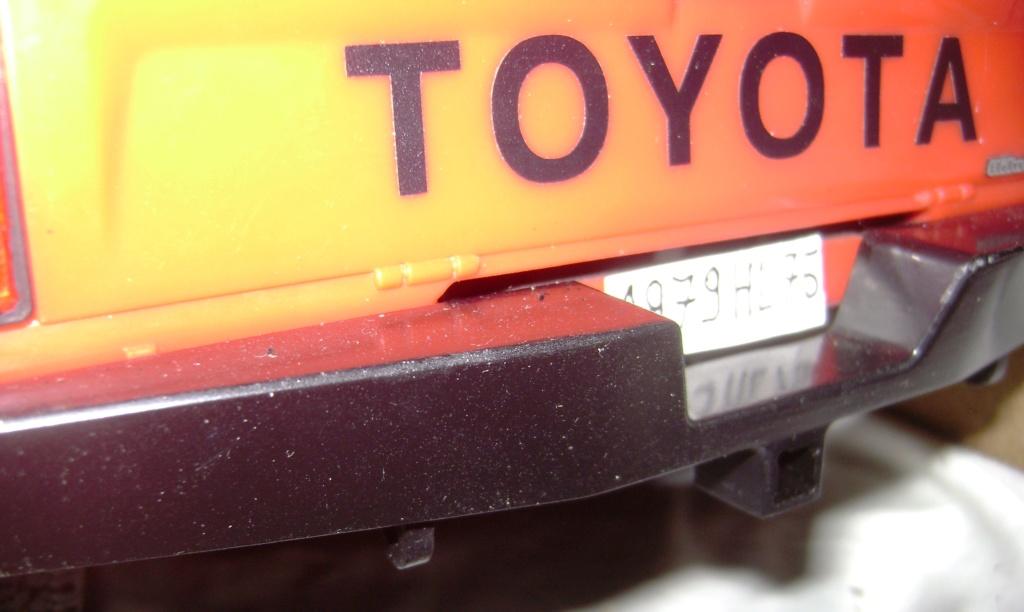 Les Toyota Hilux 2 & 4 portes RC4WD Trail Finder 2 RTR de Trankilou &Trankilette - Page 9 Dsc09999