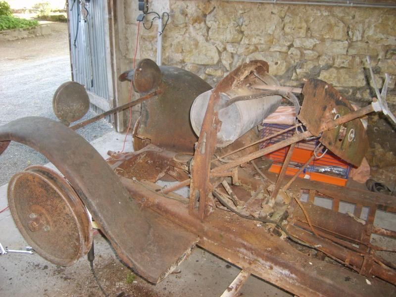 construction cyclecar peugeot S6007513