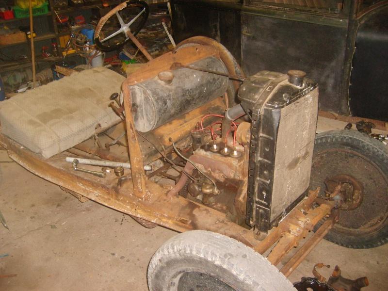 construction cyclecar peugeot S6007911