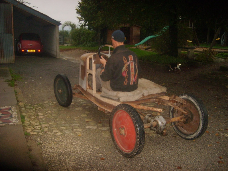 construction cyclecar peugeot S6008022