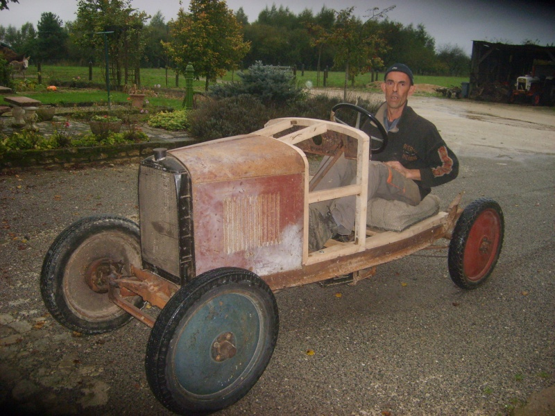 construction cyclecar peugeot S6008023