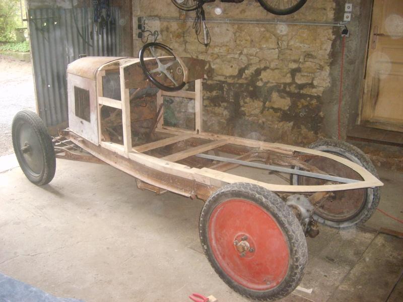 construction cyclecar peugeot S6008114