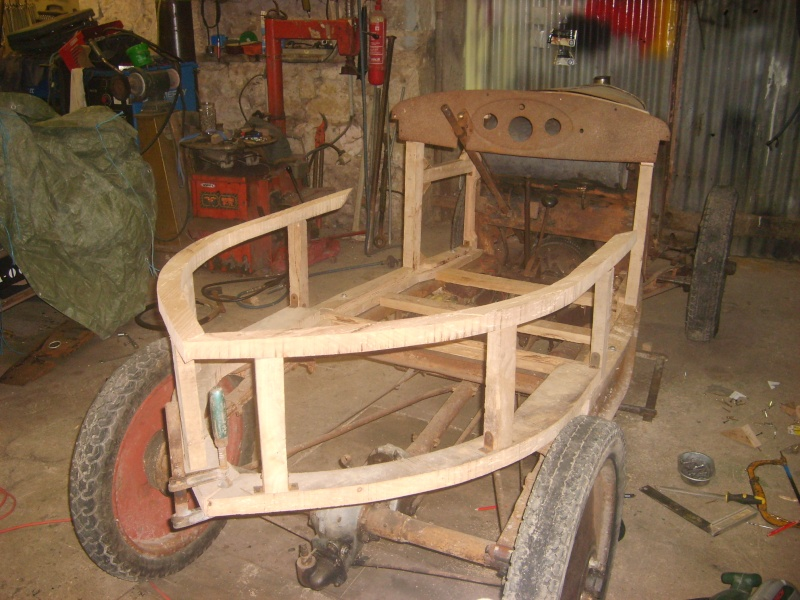 construction cyclecar peugeot S6008115