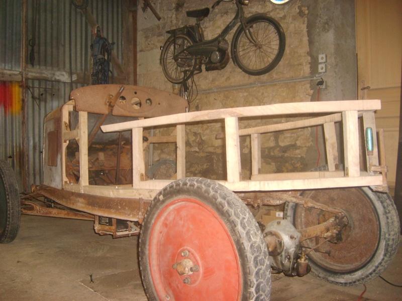 construction cyclecar peugeot S6008116