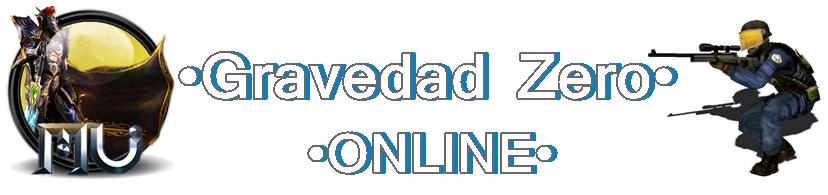 •Comunidad Gravedad Zero Online•