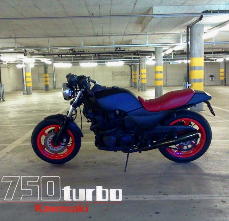 Kawasaki ZX/GPZ 750 Turbo Nanaha10