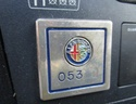 Numéro Moteur Alfa5310