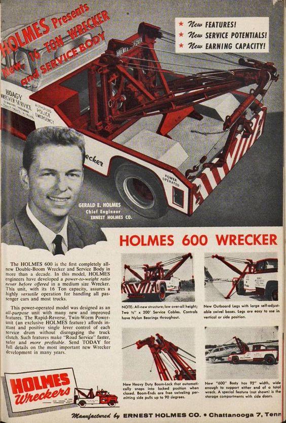 Peterbilt 351 Wrecker 1956 - Page 4 12910