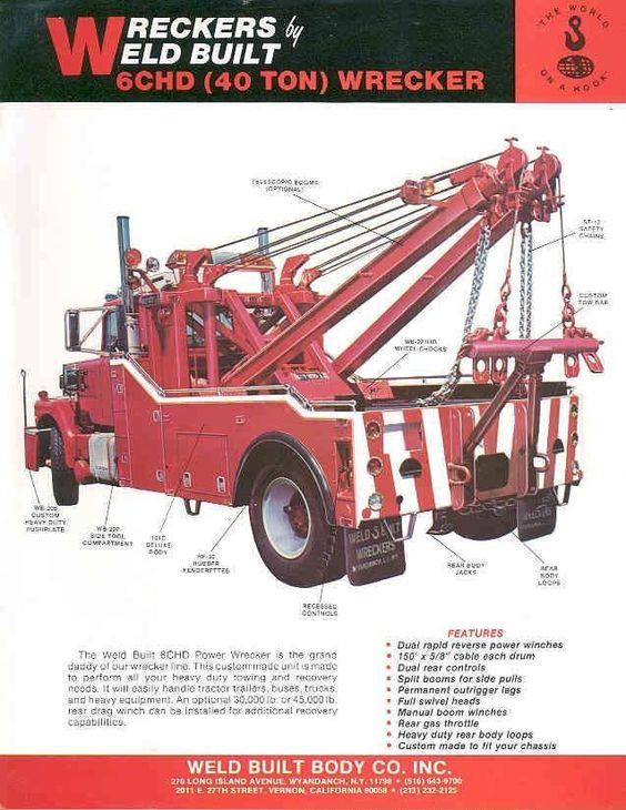 Peterbilt 351 Wrecker 1956 - Page 4 129a10