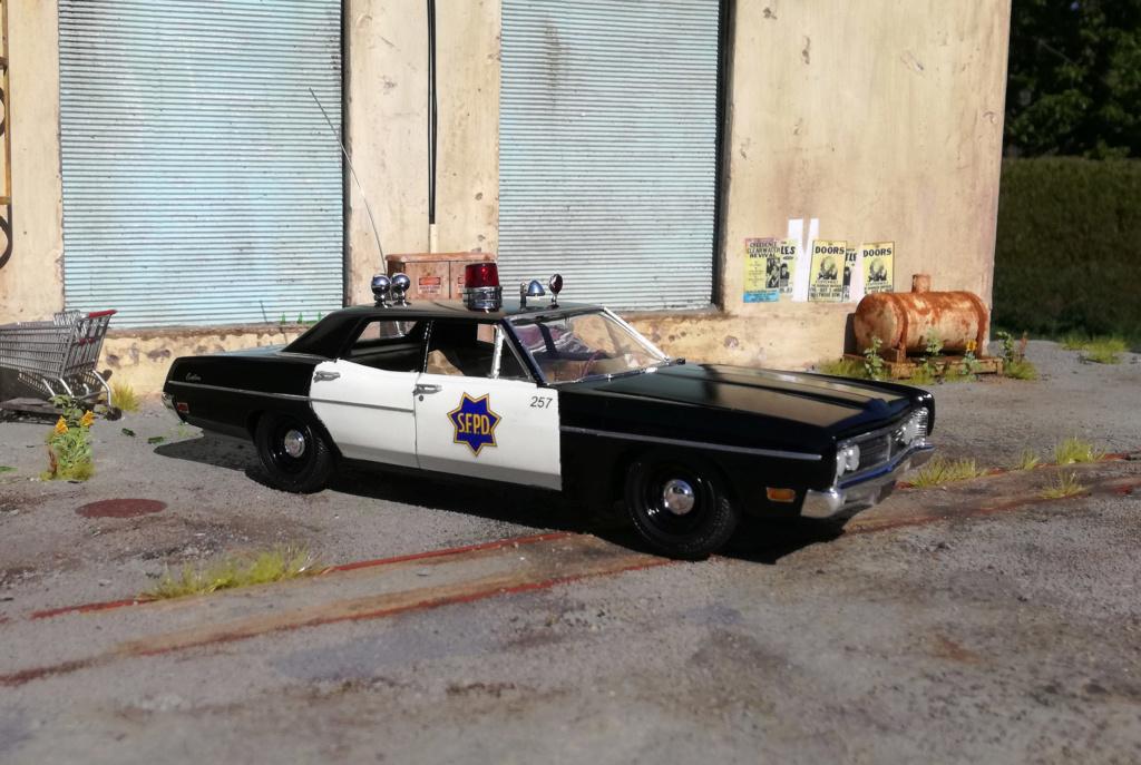 maquette auto police. 3_197010