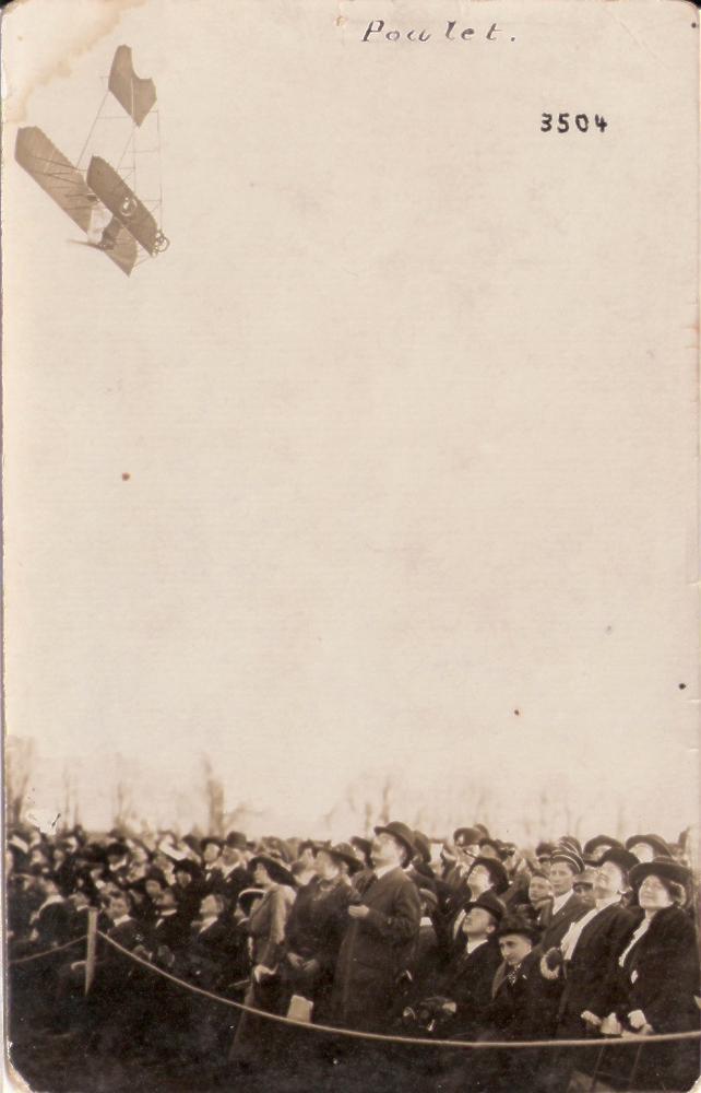 Caudron G-4 1/48 , Etienne Poulet et Jean Benoist, Paris-Melbourne 1919. Decals Meliusmanu - Page 5 F-ff-p12