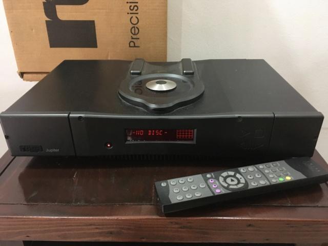 Rega Jupiter CD Player 0cbcaa10