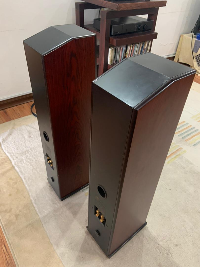 Sold: Ruark Prologue Speakers  2a44a310