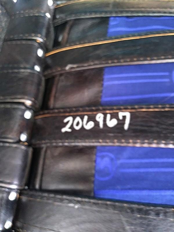 Chrome Chair ID Help Please tall post 1988 Sling Belt armrest UK? Chrome16