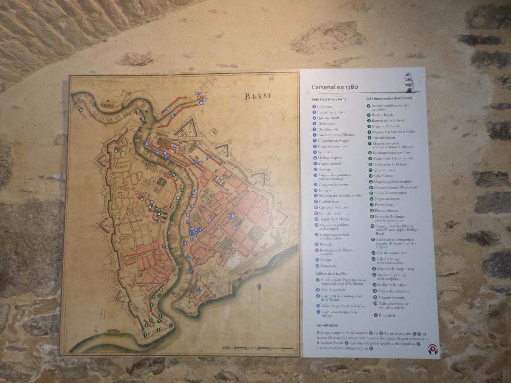 [Les ports militaires de métropole] Port de BREST - TOME 3 - Page 4 Sam_0014