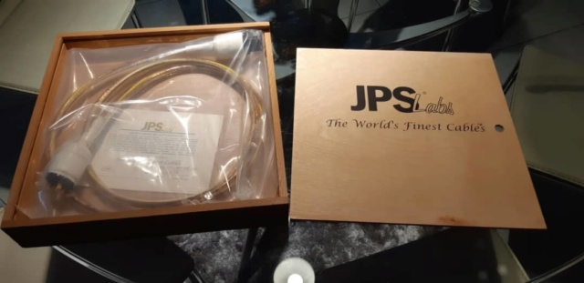 JPS Kaptovator Power Cord - Sold Img-2034