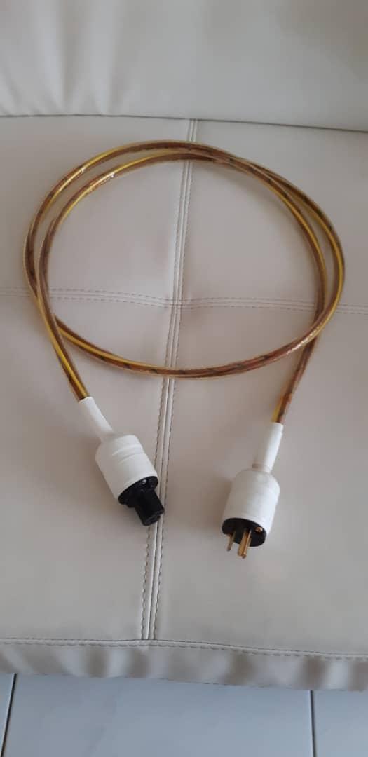 JPS Kaptovator Power Cord - Sold Img-2035