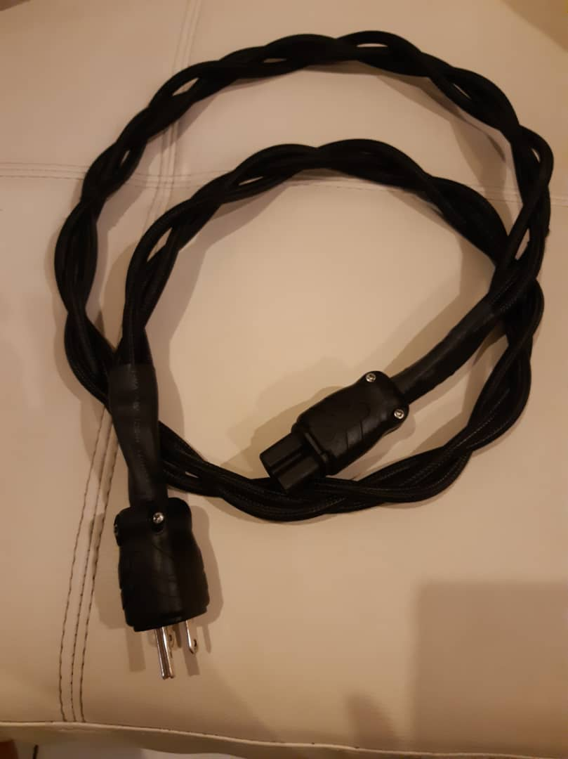 Vitus Andromeda Power Cord (Sold) Img-2057