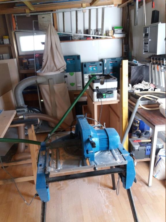 ré aménagement de mon atelier  20201110