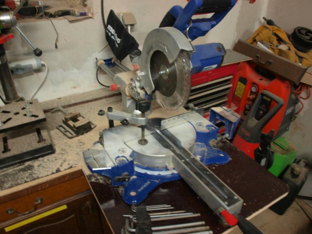 ré aménagement de mon atelier  P2121310