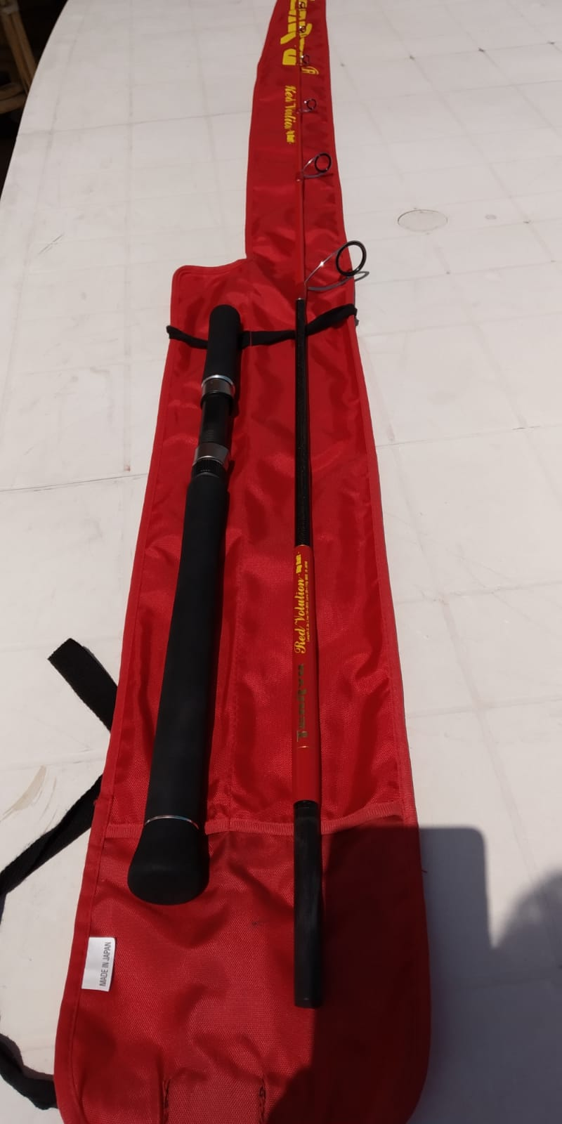 [Vendo] Tenryu Red Volution Big Bait Whatsa66