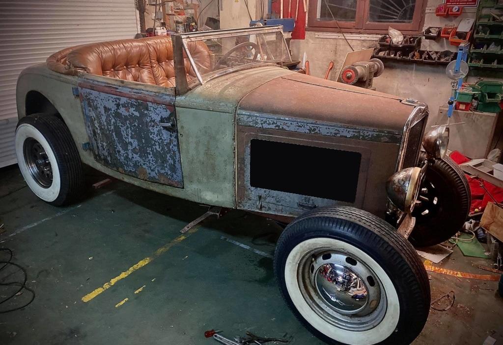 Restauration de la 201 Cabriolet de Tibo - Page 14 10278410