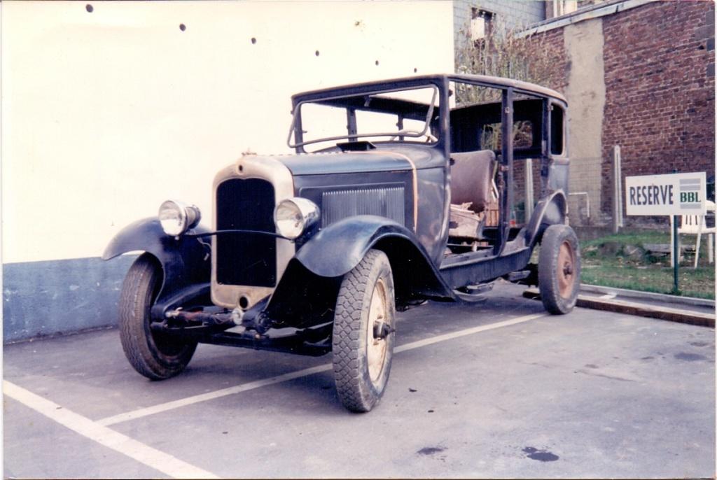 Restauration d'un roadster 201 de 1932 C4_51710