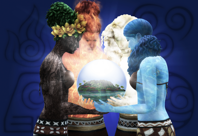 VOTE [Battle graphique] Mad & s4diversityproject - Les esprits de l'île Sulani11