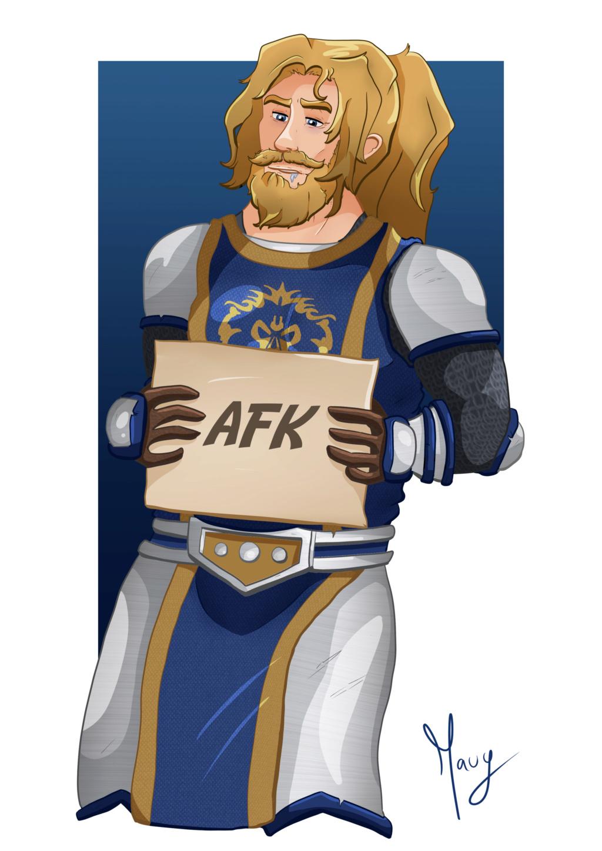 Les drôles aventures de la Garde de Hurlevent - Page 2 Afk10