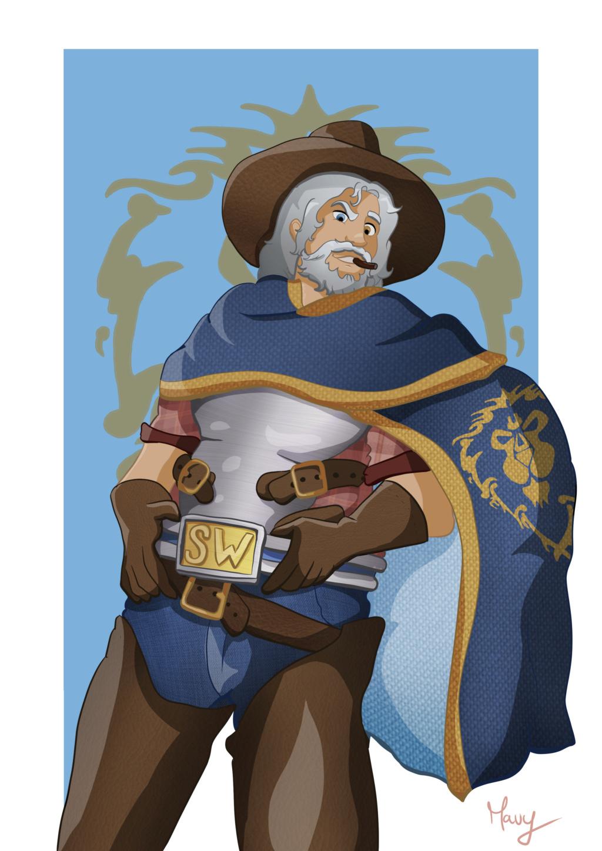 Les drôles aventures de la Garde de Hurlevent - Page 2 Lovela10