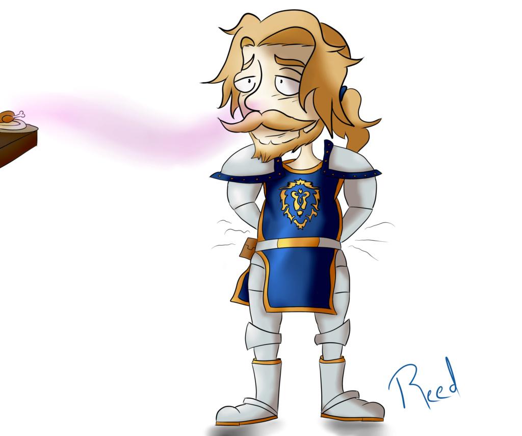 Les drôles aventures de la Garde de Hurlevent Reedou11