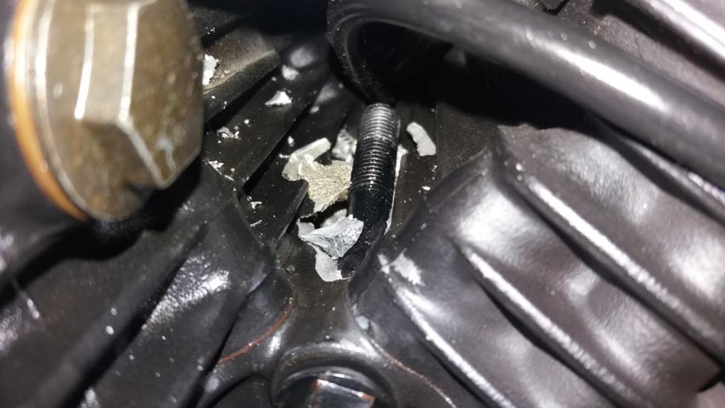 800 VN - Moteur cassé VN800 aide 20190413