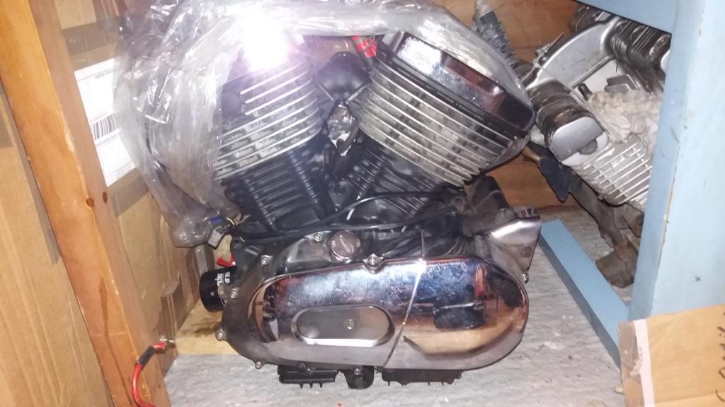 800 VN - Moteur cassé VN800 aide 20190418