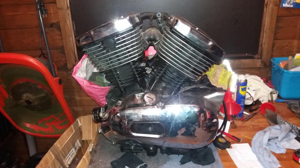 PETITES ANNONCES - Pieces moteur VN 800 20190613