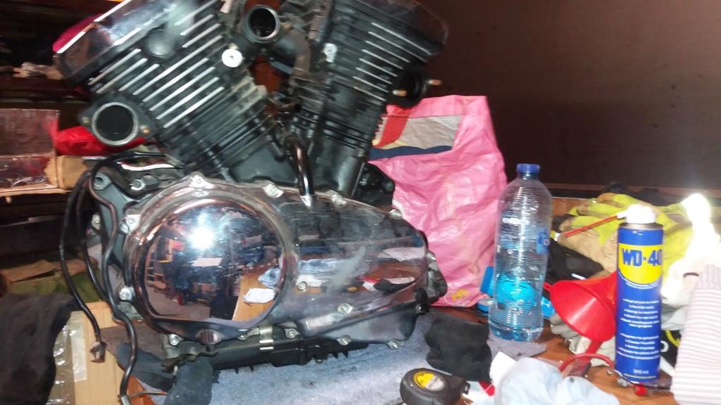 PETITES ANNONCES - Pieces moteur VN 800 20190614