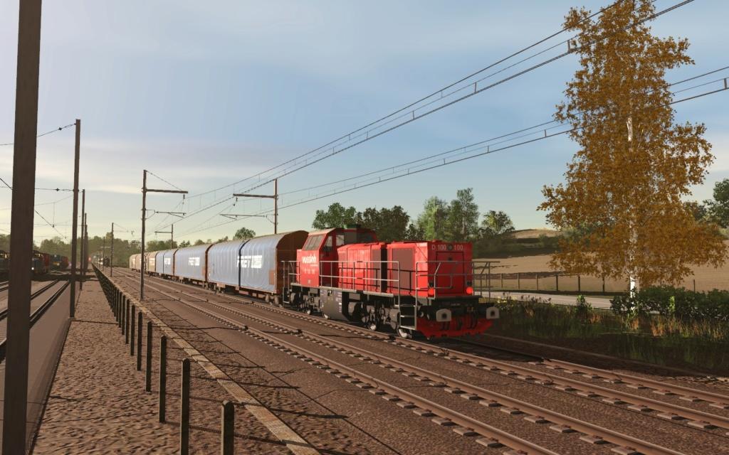 Locomotives Vossloh 2018-110