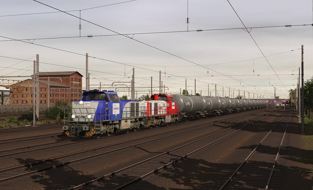 Locomotives Vossloh 29829110