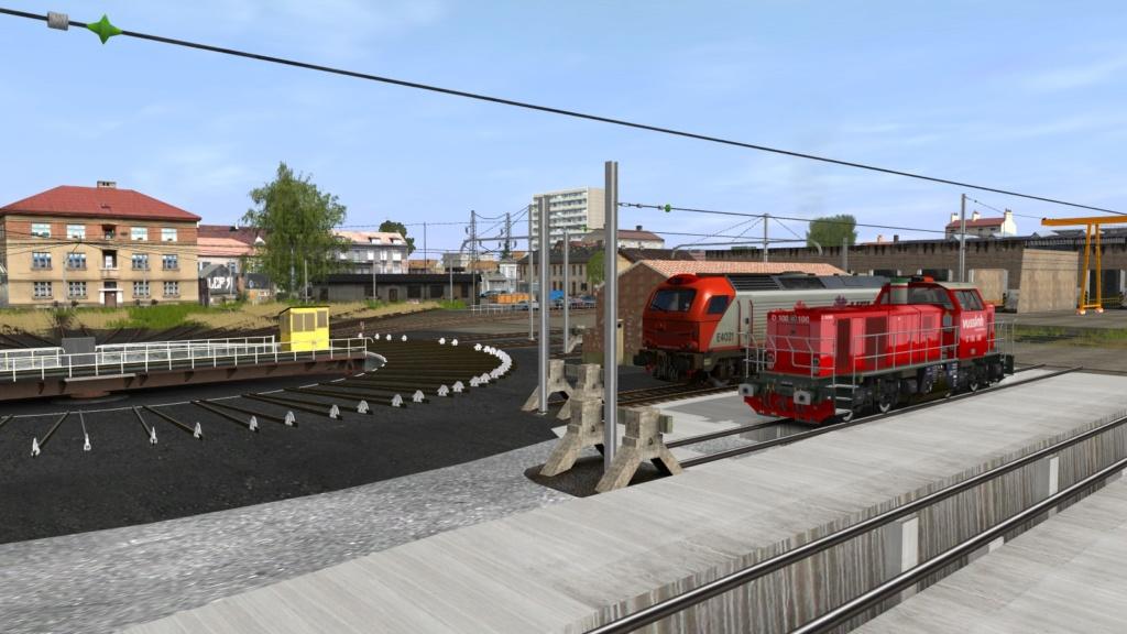 Locomotives Vossloh Girau152