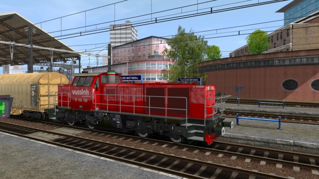 Locomotives Vossloh Girau153